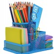 School supplies — Stock Photo #11811941