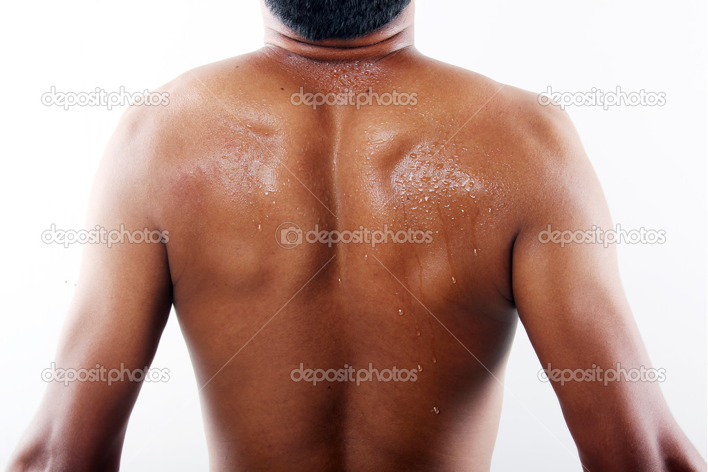 Sexy Man Body — Stock Photo #11476073