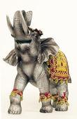 インド象の像 — ストック写真