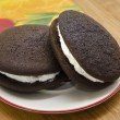 Stock Photo: Whoopie Pies
