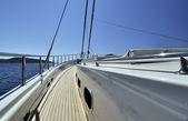 Lüks büyük yelkenli — Stok fotoğraf
