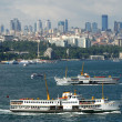 Istanbul city — Stock Photo #11756086
