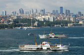 Istanbul city — Stock Photo