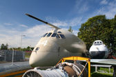 Decommissioned Nimrod — Stock Photo