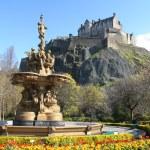 Edinburgh, Scotland — Stock Photo #11460312