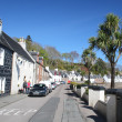 Plockton Main Street — Stock Photo