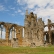 whitby abbey — Stock Photo #11468807