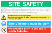 Health & Safety — Foto Stock