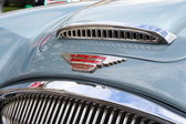 Austin Healey badge — Stock fotografie