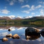 Loch Morlich, Scotland — Stock Photo #11484833