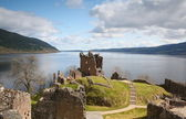 Urquhart Castle, Scotland — Stock Photo