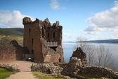 Urquhart Castle, Scotland — Stock Photo