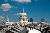 St Pauls, London — Stock Photo