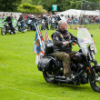 Royal British Legion Riders — Stock Photo