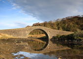 Clachan Bridge — Stock Photo