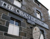 Oban Distillery — Stockfoto