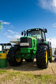 John deere tracteur — Photo