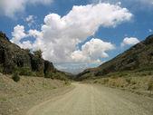 Путь к Аконкагуа — Стоковое фото