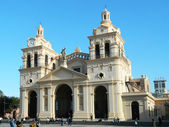 Catedral church — Stock Photo