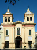 Iglesia de san francisco — Foto de Stock