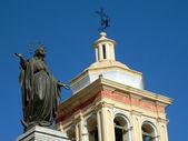 La inmaculada monumento concepcion — Foto de Stock