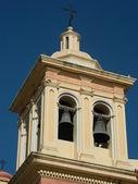 Cupula de la iglesia de san francisco — Foto de Stock