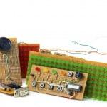 DIY circuits — Stock Photo