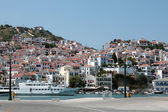 Skopelos, griekenland zomer — Stockfoto