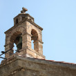 Islander greek belfry at Skopelos island — Stock Photo #11509513