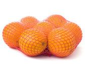 Seven oranges — Stock Photo