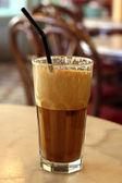 Greek coffee frape — Stock Photo