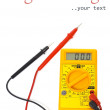 Multimeter — Stock Photo #11510040