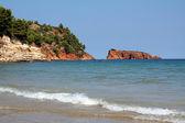 Chrisi Milia Beach Alonissos / Greece Sporades — Stock Photo
