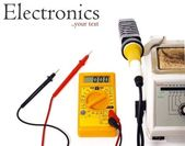 Electronics DIY tools — Stock Photo
