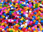 Beads for background — Stock Photo
