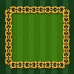 Gold frame — Stock Photo #11428719