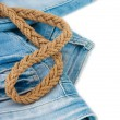 Jeans background — Stock Photo #11434296