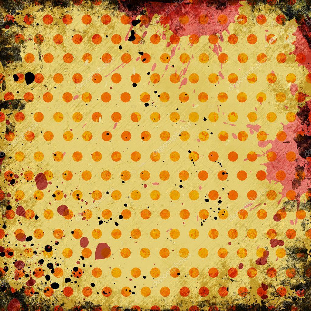 Grunge Vintage Background Grunge Retro Background With