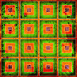 Grunge background with squares — 图库照片 #11966231