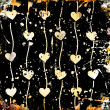 Stock Photo: Abstract hearts