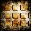 Abstract grunge squares background — Stock Photo