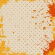 Abstract color background, with stains — Stock Photo