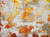 裂纹的 grunge 墙 — 图库照片