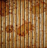 ストライプ ans 汚れとビンテージ背景 — ストック写真