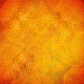 Fundo grunge laranja — Foto Stock