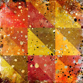 Abstract color grunge background — Stock Photo