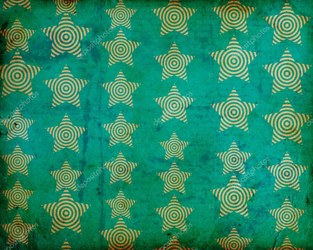 Grunge background with stars — Lizenzfreies Foto #11967826
