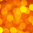 Abstract background of holiday lights — Stock Photo