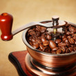 Coffee grinder — Stock Photo #11388444