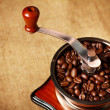 Coffee grinder — Stock Photo #11388447